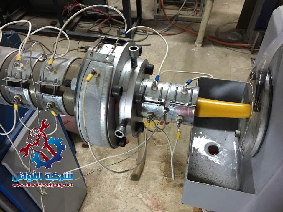 ماكينة-لتصنيع-خراطيم-كهرباء